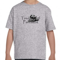 Youth Cotton T-Shirt - Jeep
