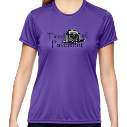Ladies' Cooling Performance T-Shirt - Jeep