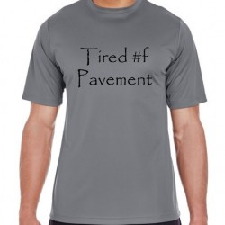 Men's Performance T-Shirt - Tire of Pavement